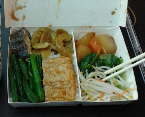 mudah menemukan makanan vegetarian di Taiwan